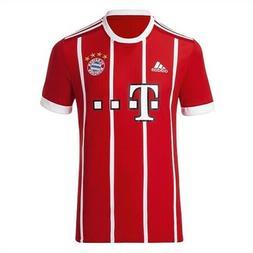 Adidas 17-18 FC Bayern Munich Home Jersey AZ7961 Soccer Foot