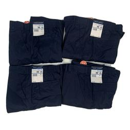 2 Pr. 16 Husky Boys Navy Blue Uniform Pants FRENCH TOAST Str