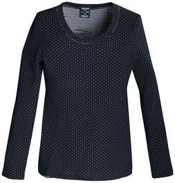 Cherokee 2655 Women's Reversible Knit Top Medical Uniforms S