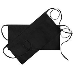 Syntus 2 Pack 3 Pockets Waterdrop Resistant Waitress Waist A