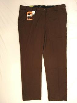 5.11 Tactical Unhemmed Men's Size 52 Brown Class A Tunnel Wa