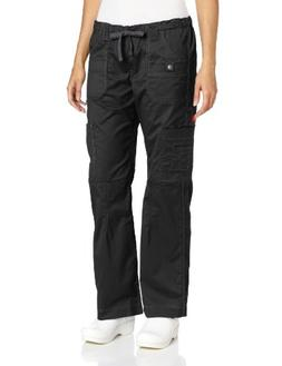 Dickies Scrubs Women's Gen Flex Junior Fit Contrast Stitch C