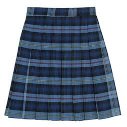 A+ Apparel School Uniform Skirt Classic Navy Blue, Brand New