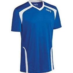ASICS Men's Ace Jersey, Royal/White, Medium
