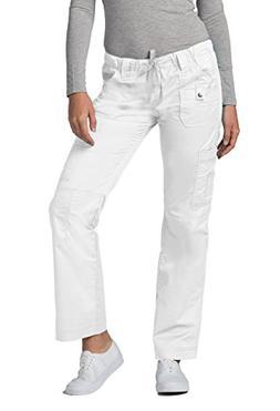 Adar Pop-Stretch Junior Fit Low Rise Multi Pocket Straight L