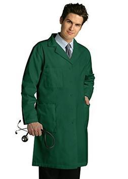 "Adar Universal Mens 39"" Labcoat with Inner Pockets - 803 - H"