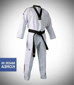Adidas ADI-FIGHTER NEW 3-STRIPE Taekwondo Uniform  Tae Kwon