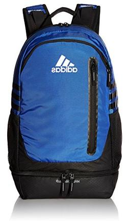 adidas Pivot Team Backpack, Bold Blue/Black/Neo White, One S