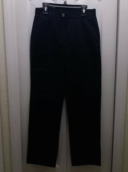 Boy's French Toast Uniform Pants Sz 12 Blue Uniform pants fo