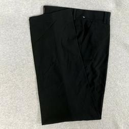 Calvin Klein Boys Dress Pants Black Flat Front School Unifor