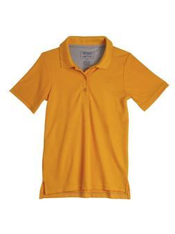 Cherokee Boys School Uniform Short Sleeve Performance Polo S