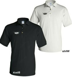 Cadillac Shirt Uniform Cadillac Men's Polo Shirt