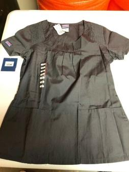 CHEROKEE 4761 Women's Round Neck Top Medical Uniforms Scrubs
