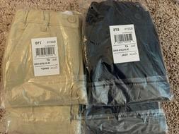 Children's Place Girls Uniform Pants-New, In Bag