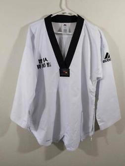 Adidas Climacool Adult Tae Kwon Do Gi White World Federation
