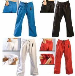 ProForce Combat Karate PANTS Martial Arts Taekwondo Training