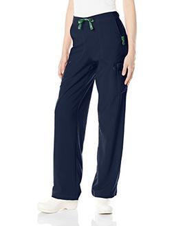 Carhartt Size Cross-Flex Women's Utility Scrub Pant Tall, Na