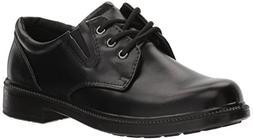 French Toast Boys Damien Uniform Dress Shoe Black 2