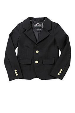 French Toast Girls Dress Blazer Black 4