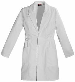 "Dickies EDS 84402 Women's 34"" Lab Coat Medical Uniforms Scru"