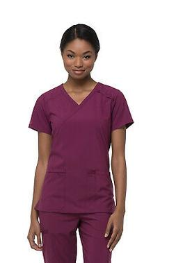 Dickies EDS Essentials DK625 Women's V Neck Top Medical Unif