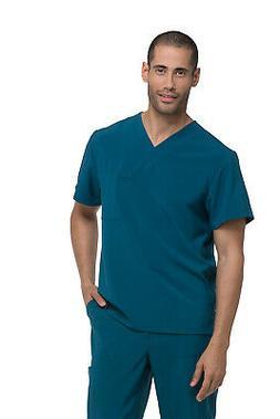 Dickies EDS Essentials DK635 Men's V-Neck Top Medical Unifor