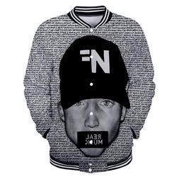 F.T Rapper Nathan John Feuerstein NEW Album The Search NF 3D