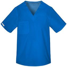 Cherokee Flexibles 2611 Men's V-Neck Top Medical Uniforms Sc
