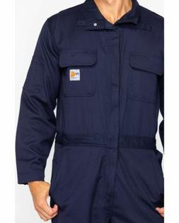 CARHARTT FR Flame Resistant Deluxe Coverall Cat 2 NFPA 70E 2