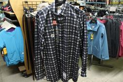 CARHARTT FR FLAME RESISTANT MEN'S CLASSIC PLAID SHIRT NEW NF