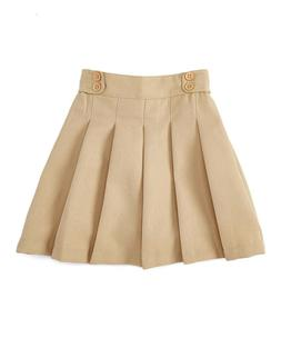 unik Girl Pleated Uniform Skirt with Built in Shorts Size 5-