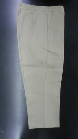 Girls A+ Khaki Wrinkle Free Uniform Pants Sizes 6 1/2 - 16 1