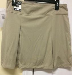 Girls French Toast Khaki Skort Skirt School Uniform Size 14.