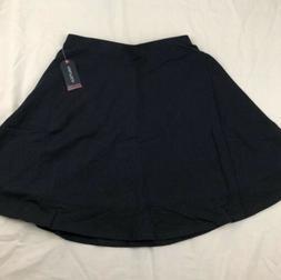 Girls Nautica School Uniform Navy Scooter Skirt - Size 7
