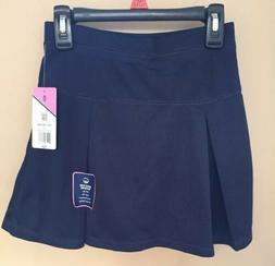 Izod Girls School Uniform Skort Skirt Moisture Wicking UPF 5