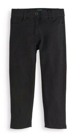 Cherokee Girls School Uniform Stretch Skinny Pants Panels at