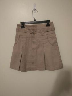 Genuine School Uniform Girls Skort  Size 10