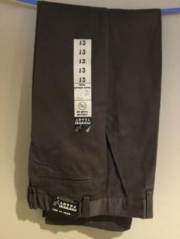 Grey Uniform Pants Size 12 For Boys By French Toast