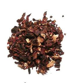 Hibiscus Tea, Cut - 2 Pounds - Uniform Cut Dried Hibiscus Te