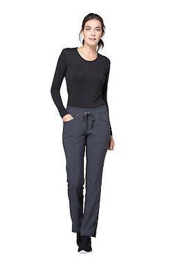 New Cherokee Women's iFlex Pants Medical Uniform Black Scrub