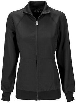 Infinity by Cherokee 2391A Women's Zip Front Warm-up Jacket