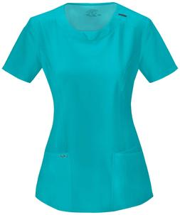 Infinity by Cherokee 2624A Women's Round Neck Top Medical Un