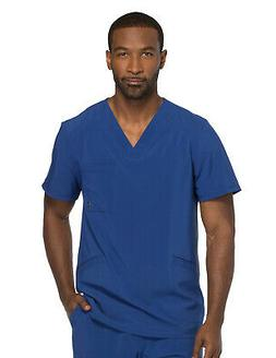 Infinity by Cherokee CK900A Men's V-Neck Top Medical Uniform