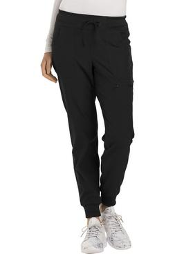 HeartSoul Jogger Low Rise Tapered Leg Petite Pant HS030P BCK