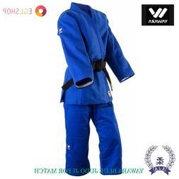 Yawara Judo Gi Jacket Korea National Jud