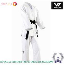 Yawara Judo Gi Jacket Korea National Judo Association Approved Training Uniform