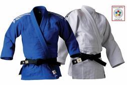 Adidas Champion Judo Suit IJF Approved Judoka GI Adult Heavy