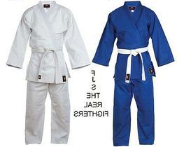 Judo Uniform BJJ GI Single Weave 450 gsm kids/Adults NEW wit