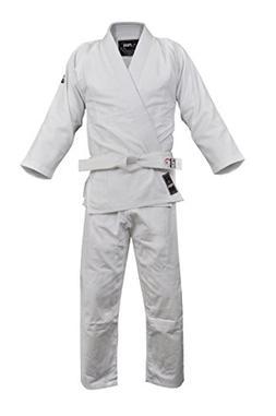 Fuji Judo Uniform, White, 2
