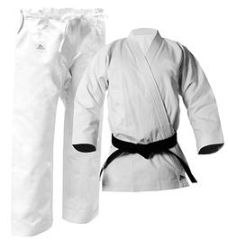 adidas Karate Heavyweight Kata Champion Gi, 14oz American Cu